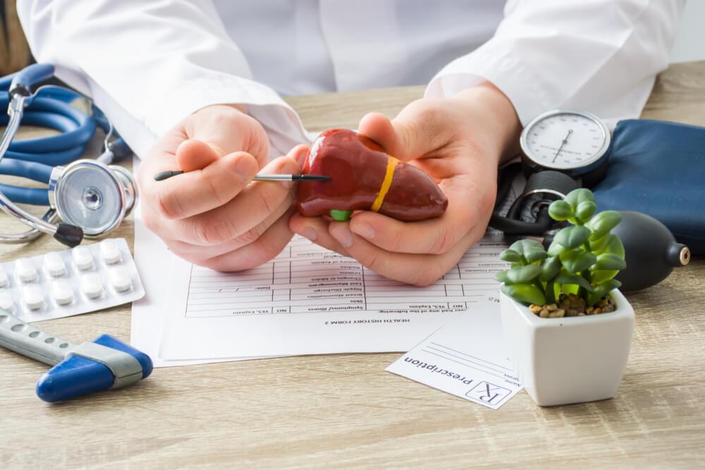 肝臟檢查電腦斷層